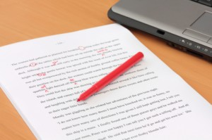 Editing is necessary for publishing your work