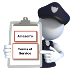 Are You Violating Amazon's Terms Of Service?